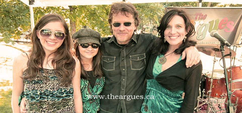 The Argues at Davisville Park, June 2012