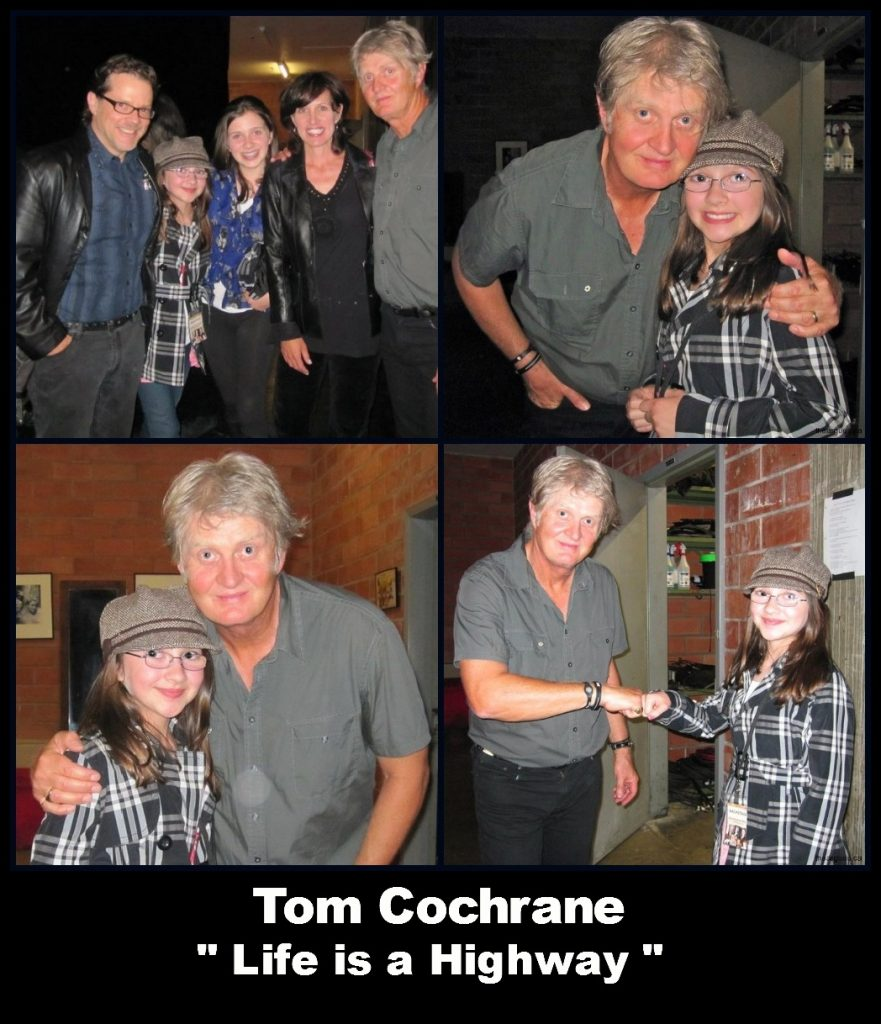 The Argues with Tom Cochrane